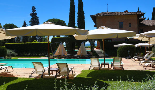 Best Hotel in Tuscany